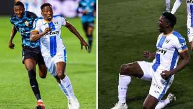 Photo of Sadiq's 12th league goal not enough as Omeruo late goal earns Leganes the win vs Almeria