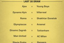 Photo of Manchester United draw AC Milan as Arsenal return to Olympiacos in Europa League