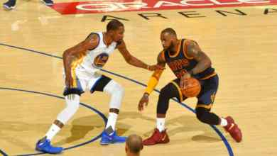 Photo of Durant and James headline NBA All-Star selections