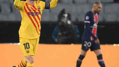 Photo of Barcelona bow to PSG, crash out of Champions League