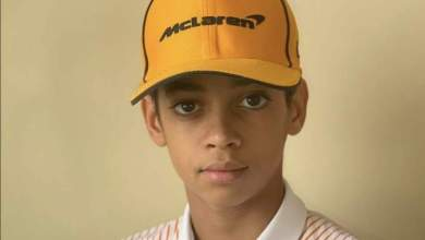 Photo of McLaren signs 13-year-old Nigerian driver Ugo Ugochukwu