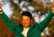 Photo of Matsuyama makes history, becomes first Japanese man to win golf major