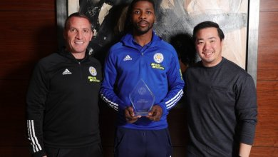 Photo of Iheanacho strike against Palace named Leicester City goal of the season