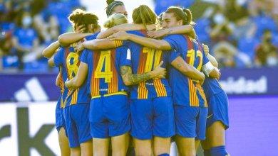 Photo of Oshoala's FC Barcelona Femeni add Copa de la Reina title to cabinet