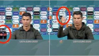 Photo of Cristiano Ronaldo sends shockwaves down the stock market; G.O.A.T influencer?