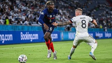 Photo of France edges Germany in heavyweight Group F clash