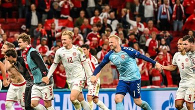 Photo of Denmark books Euro 2020 knockout ticket with demolition of Russia