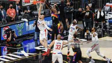 Photo of Ayton dunk earns Suns Game 2 win over Clippers in Conference Finals