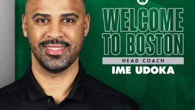 Photo of Udoka makes history, becomes first-ever Nigerian NBA coach