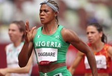 Photo of BREAKING: Okagbare suspended from Tokyo 2020 over failed drug test