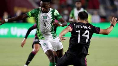 Photo of Super Eagles B-team walloped 4-0 by Mexico in friendly