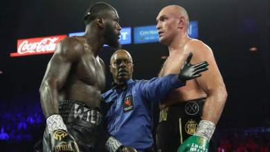 Photo of Fury-Wilder trilogy fight postponed after COVID outbreak in Fury's camp