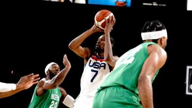 Photo of Nwora, Heat trio amongst 8 NBA stars in D'Tigers final 12 for Olympics