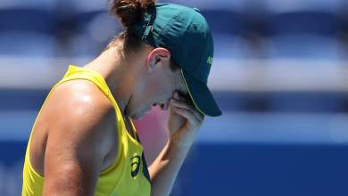 Photo of World number one Barty stunned by Sorribes in Olympics first round exit