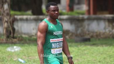 Photo of Adegoke, Itsekiri fly into 100m semifinals as Nwokocha crashes out gallantly