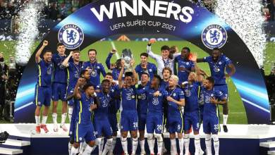 Photo of Kepa shootout heroics hands Chelsea first Super Cup in 23 years