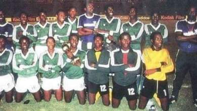 Photo of Today in history: Golden Eaglets win inaugural FIFA U-16 World Cup