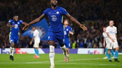 Photo of Lukaku scores as Chelsea begin title defence with win over Zenit