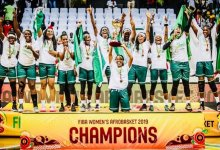 Photo of Nigeria secure #Afrobasketwomen 'three-peat' with win against Mali