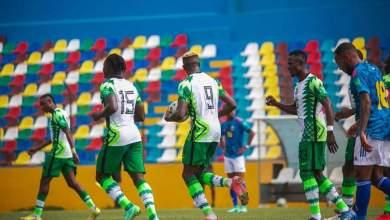 Photo of Depleted Super Eagles too strong for Cape Verde