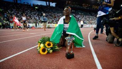 Photo of Amusan makes history, becomes first athlete from Nigeria to win Diamond League trophy