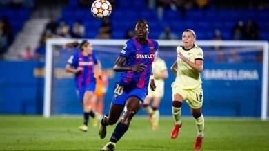 Photo of Oshoala shines as FC Barcelona Femeni hammer Arsenal