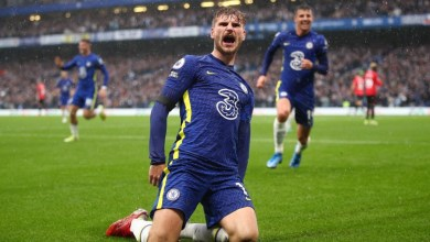 Photo of Werner stars as Chelsea head to top of Premier League