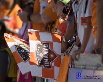 The Houston Dynamo vs San Jose Earthquakes, Goals from Houston Dynamo Forward Erick Torres #9and Houston Dynamo Forward Alberth Elis #17 Would earn the dynamo a win by a score of 2 to 0.April 22,2017 BBVA Compass Stadium