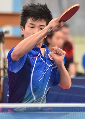 Photo By: Manfred Schillings (ITTF)