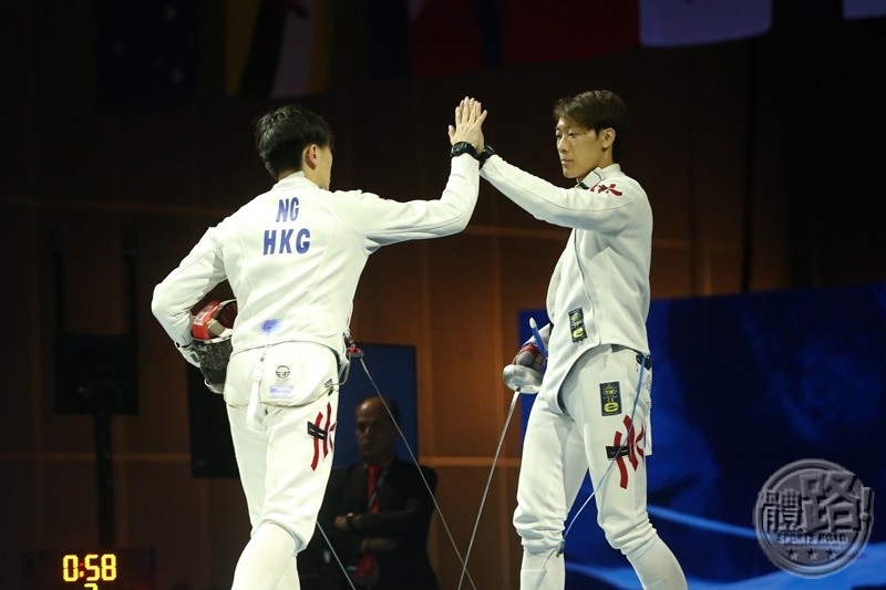 AFC2017_Fencing_MEN'S EPEE TEAM_BRONZE_20170619-011