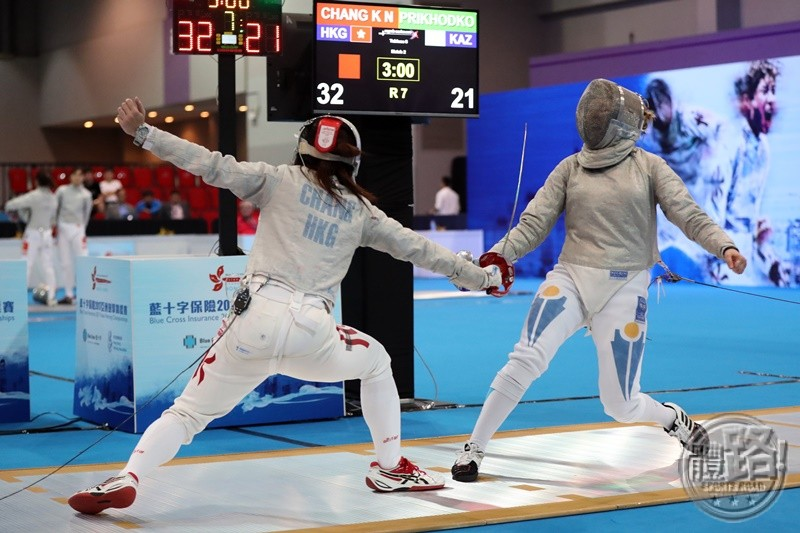 AFC2017_Fencing_WOMEN'S SABRE TEAM_R8_A86I5378