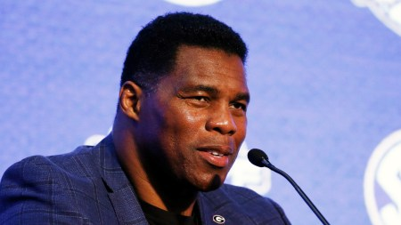 Former NFL Player Herschel Walker Says 'If We Can Protest, We Can Get Back to Church'