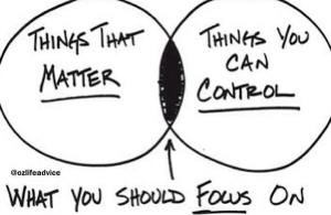 GET MENTAL: Control the Controllables