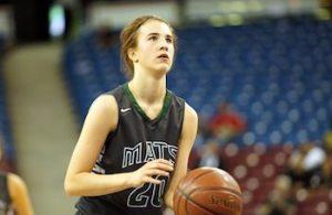 Sabrina Ionescu girls high school basketball star