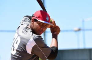 Four years after gracing our cover as an eighth-grade slugger, Vincent Byrd II is still swinging away