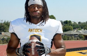 Najee Harris The Nation's Top Football Recruit