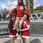 Sacramento Sirens Cheer Elite team