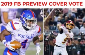 2019 Cover Vote, Football Preview