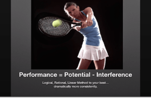 Master the COREcauses of interference for breakthrough sports performance
