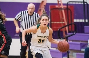 Pinewood Girls Basketball, Annika Decker