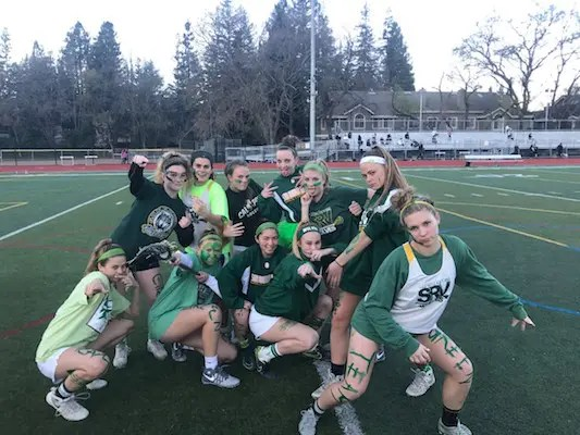 San Ramon Valley has a perfect 18-0 regular season. They will enter the North Coast Section Div. I playoffs as the No. 1 seed.