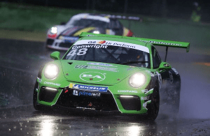 Consistency carries Conwright to top of the table in Porsche Carrera Cup Italia