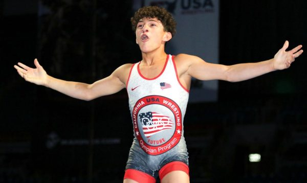Andre Gonzales (Poway, SD) 2x Junior National Champion