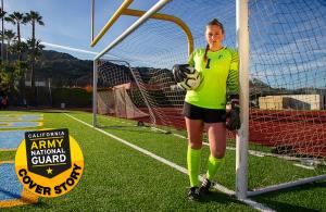 Maddy Goldberg, Foothill Soccer, Pleasanton