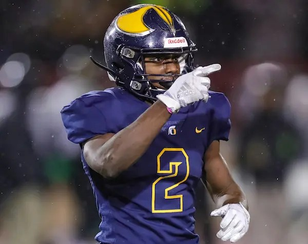 All-NorCal Football Defense 2019, Avant Jacobs