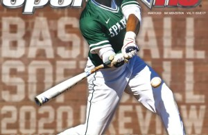 Bay Area SportStars cover March 2020, issue #177