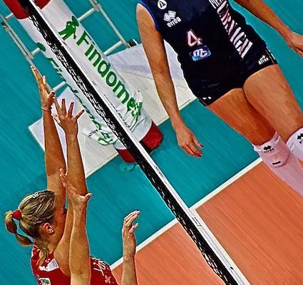 Olympic Volleyball player, Lindsey Berg's blog