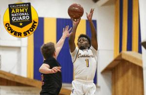 Riordan Basketball, Bryce Monroe