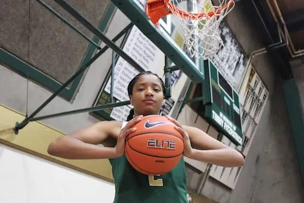 Tameiya Sadler, St. Patrick-St. Vincent, basketball