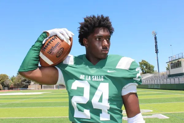 All-NorCal Football Defense 2019, Shamar Garrett